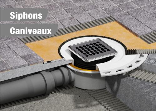 SIPHONS - CANIVEAUX