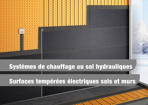 SYSTEMES CHAUFFANTS SOUS [...]